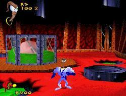 Earthworm Jim 3D, voor de Nintendo 64