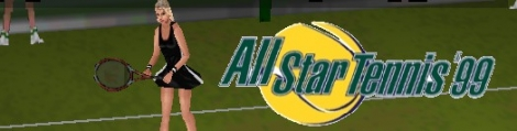 Banner All Star Tennis 99