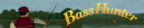 Banner Bass Hunter 64
