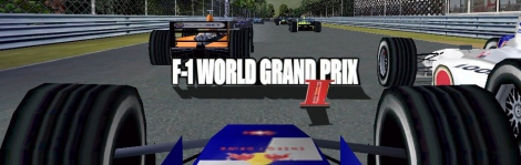 Banner F-1 World Grand Prix II