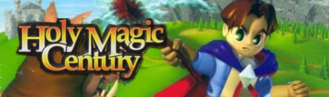 Banner Holy Magic Century