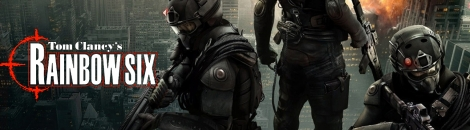 Banner Tom Clancys Rainbow Six