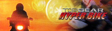 Banner Top Gear Hyper Bike