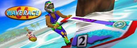 Banner Wave Race 64