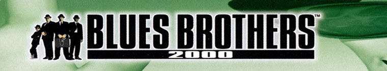 Banner Blues Brothers 2000