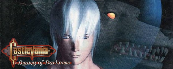 Banner Castlevania Legacy of Darkness