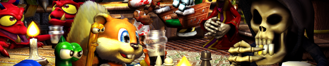 Banner Conkers Bad Fur Day