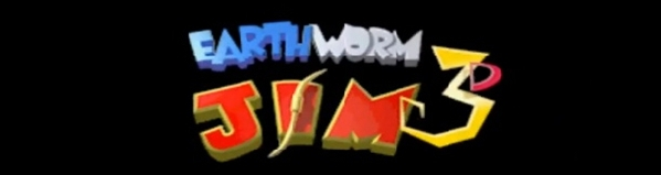 Banner Earthworm Jim 3D