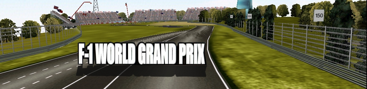Banner F-1 World Grand Prix