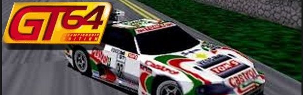 Banner GT 64 Championship Edition