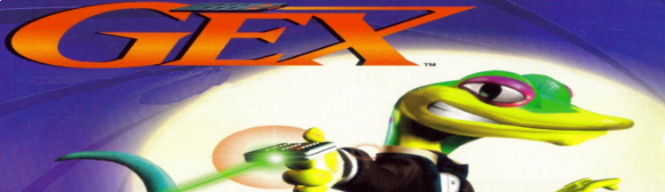 Banner Gex 64 Enter The Gecko