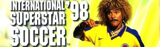 Banner International Superstar Soccer 98
