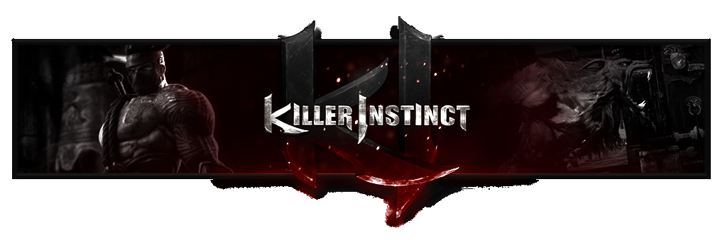 Banner Killer Instinct Gold