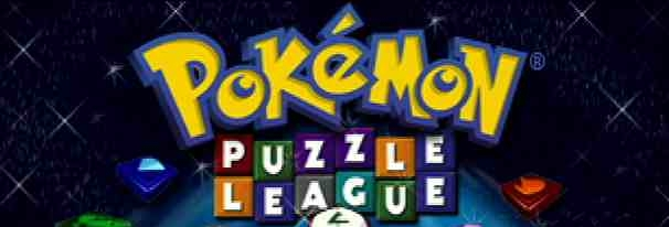 Banner Pokemon Puzzle League
