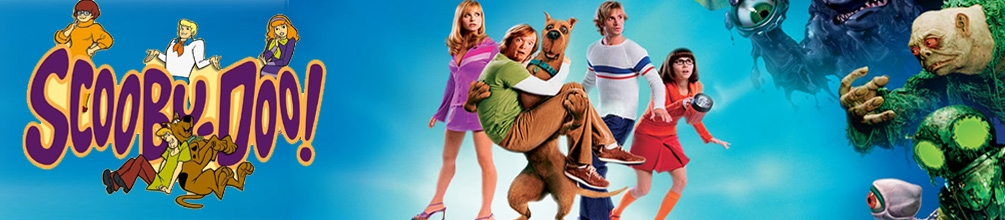 Banner Scooby-Doo Classic Creep Capers