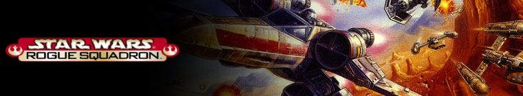 Banner Star Wars Rogue Squadron