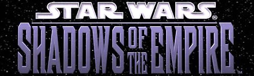 Banner Star Wars Shadows of the Empire