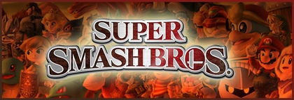 Banner Super Smash Bros