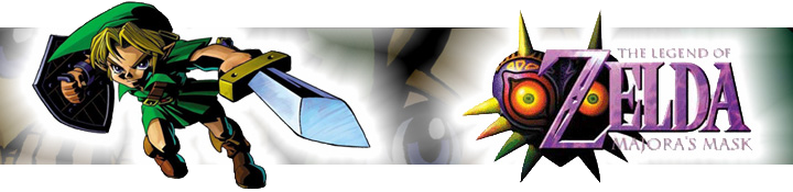 Banner The Legend of Zelda Majoras Mask