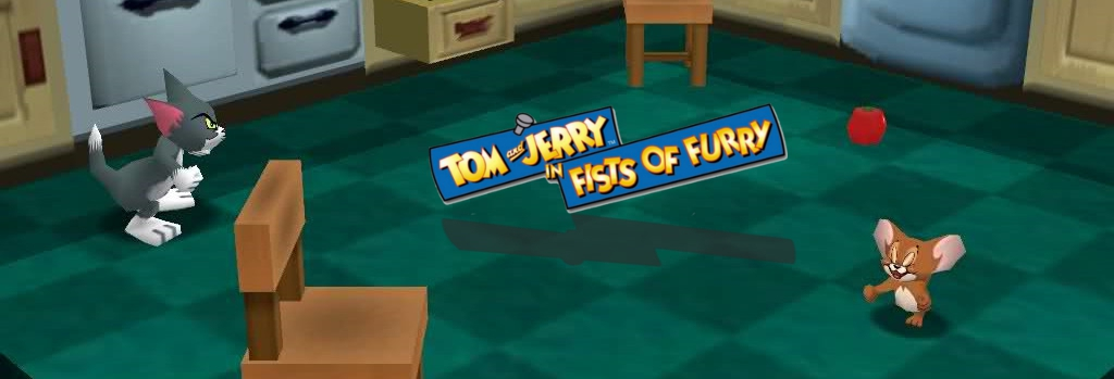 Banner Tom and Jerry in Fists of Furry