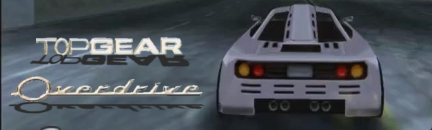 Banner Top Gear Overdrive