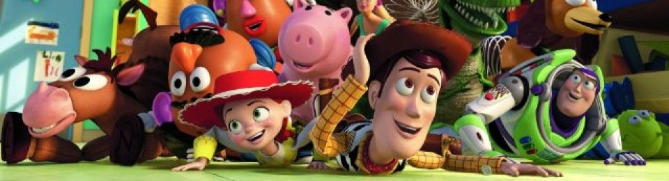 Banner Toy Story 2