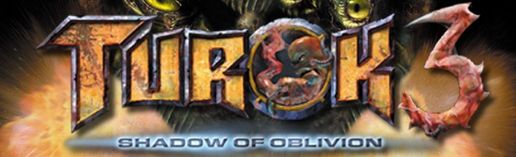 Banner Turok 3 Shadow of Oblivion