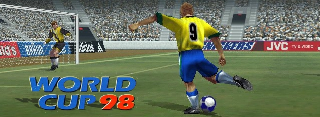Banner World Cup 98