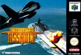 Aero Fighters Assault voor Nintendo 64