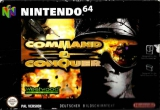 Command and Conquer voor Nintendo 64