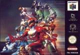 Dual Heroes voor Nintendo 64