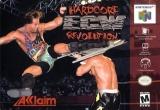 ECW Hardcore Revolution voor Nintendo 64
