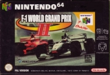 F-1 World Grand Prix II voor Nintendo 64