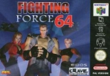 Fighting Force 64 Compleet voor Nintendo 64