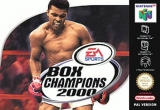 Knockout Kings 2000 voor Nintendo 64