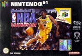 Kobe Bryant in NBA Courtside voor Nintendo 64