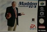 Madden Football 64 voor Nintendo 64