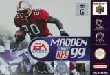 Madden NFL 99 voor Nintendo 64