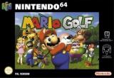 Mario Golf voor Nintendo 64