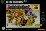 Mario Party voor Nintendo 64