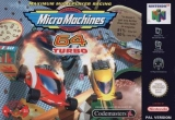 Micro Machines 64 Turbo voor Nintendo 64