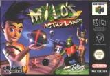Milos Astro Lanes voor Nintendo 64