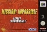 Mission: Impossible Franstalig voor Nintendo 64