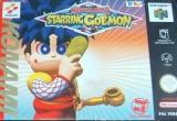Mystical Ninja Starring Goemon voor Nintendo 64