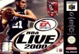 NBA Live 2000 Compleet voor Nintendo 64