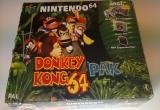 Nintendo 64 Donkey Kong 64 Pak in Doos voor Nintendo 64
