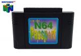 Nintendo 64 Passport voor Nintendo 64