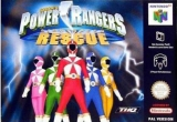 Power Rangers Lightspeed Rescue voor Nintendo 64