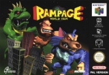 Rampage World Tour voor Nintendo 64