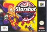 Starshot: Paniek in het Space Circus voor Nintendo 64